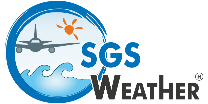 SGS Weather logo